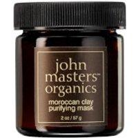 John Masters Organics Moroccan Clay Purifying Mask 57g
