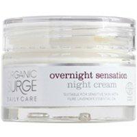 Organic Surge Daily Care Overnight Sensation Night Cream (50ml)