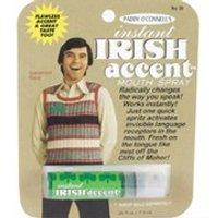 Irish Accent Mouth Spray