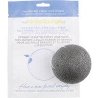 The Konjac Sponge Company Facial Puff Sponge with Bamboo Charcoal