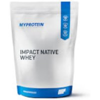 Impact Native Whey - 1kg - Pouch - Unflavoured