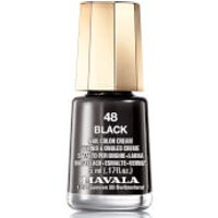 Mavala Black Nail Colour (5ml)