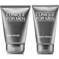 Clinique For Men Closer Shave Duo  Bundle