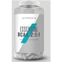 BCAA Esenciales 2:1:1 Comprimidos - 120Tabletas - Sin Sabor