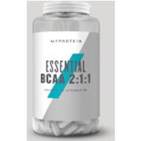 Essential BCAA 2:1:1 - 120tablets - Tub - Unflavoured