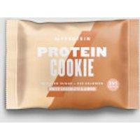 Myprotein Protein Cookie - 12 x 75g - White Chocolate Almond