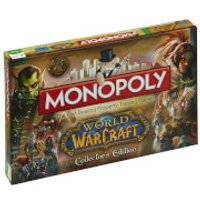 Monopoly - World of Warcraft Edition - World Of Warcraft Gifts