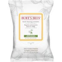 Burts Bees Sensitive Facial Wipe