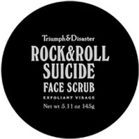 Triumph and Disaster Rock and Roll Suicide Face Scrub 145g