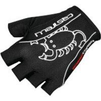 Castelli Rosso Corsa Pave Classic Gloves - Black - XL - Black