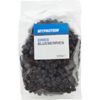 Dried Blueberries - 500g - Bag - Blueberry