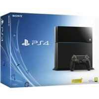 Sony PlayStation 4 500GB Console - Black - Sony Gifts