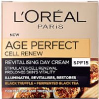 L'Oreal Paris Dermo Expertise Age Perfect Cell Renew Advanced Restoring Day Cream - SPF15 (50ml)