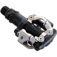 Shimano PD-M520 MTB SPD Pedals - White