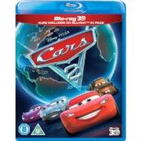 Cars 2 3D (Includes 2D Version)