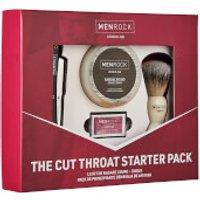 Men Rock Cut Throat Shavette Starter Pack (Worth PS42.45)