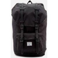 Herschel Supply Co. Mens Little America Backpack - Black Rubber