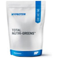 Myprotein Total Nutri Greens - 100g - Pouch - Tropical