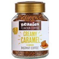 Myvitamins Beanies Caramel Flavour Instant Coffee