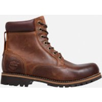 Timberland Men's Earthkeepers Rugged Waterproof Boots - Medium Brown - UK 10 - Brown