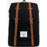 Herschel Supply Co. Men's Retreat Backpack - Black/Tan