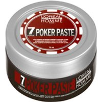 LOreal Professional Homme Poker Paste (75ml)