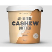 All-Natural Cashew Butter - 1kg - Original - Crunchy