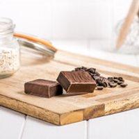 Doppel-Schokolade Riegel