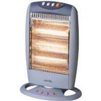 Warmlite WL42005 Halogen Heater - Grey - 1200W