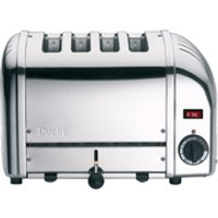Dualit 40352 Classic Vario 4 Slot Toaster - Polished - Classic Gifts