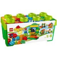 LEGO DUPLO Creative Play: All-in-One-Box-of-Fun (10572) - Duplo Gifts