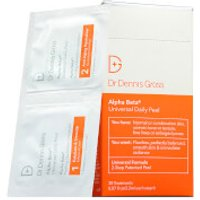 Image of Dr Dennis Gross Skincare Alpha Beta Universal Daily Peel (Pack of 30)