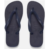 Havaianas Top Flip Flops - Navy Blue - UK 1/2 - Navy