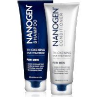 Nanogen Thickening Treatment Shampoo and Conditioner Bundle for Men