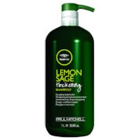 Paul Mitchell Lemon Sage Thickening Shampoo with Pump (1000ml)