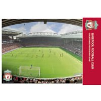 Liverpool Anfield Matchday - 10 x 8 Bagged Photographic