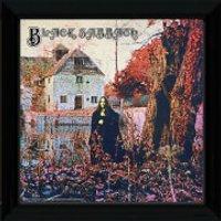 Black Sabbath (Bravado) - 12   x 12   Framed Album Prints