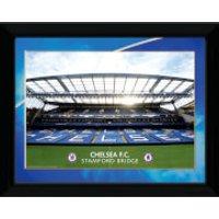 Chelsea Stadium - 16 x 12 Framed Photographic