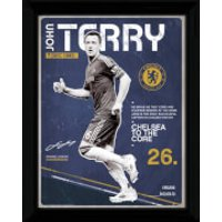 Chelsea Terry Retro - 16 x 12 Framed Photographic