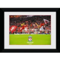 Liverpool The Kop - 16 x 12 Framed Photographic