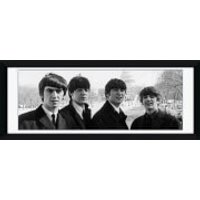 The Beatles Capitol - 30 x 12 Framed Photographic