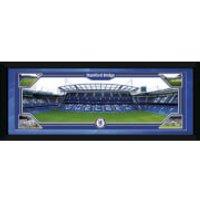 Chelsea Stamford Bridge - 30 x 12 Framed Photographic