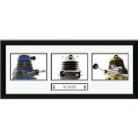 Doctor Who Daleks - 30   x 12   Framed Photographic - Doctor Who Gifts