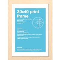 Beech Frame - 30 x 40cm