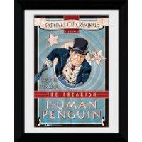 Batman Circus Human Penguin - 30 x 40cm Collector Prints