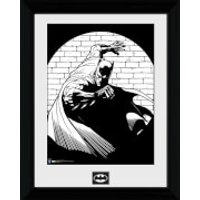 Batman Spotlight - 30 x 40cm Collector Prints - Batman Gifts