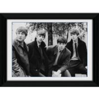 The Beatles Pose - 30 x 40cm Collector Prints - The Beatles Gifts