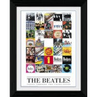 The Beatles Through The Years - 30 x 40cm Collector Prints