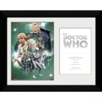 Doctor Who 5th Doctor Peter Davison - 30 x 40cm Collector Prints