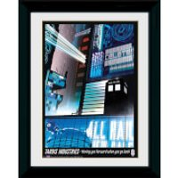 Doctor Who Tardis Industries - 30 x 40cm Collector Prints - Doctor Who Gifts